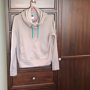 The North Face Funnel Neck Hoodie EUC
